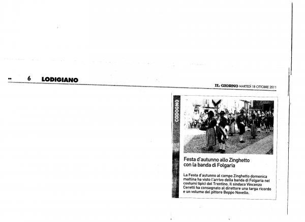 2011 autunno articolo il giorno